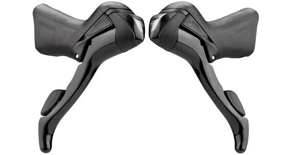 Shimano Sora ST-3500 Växelreglage Dual Control Hebelpaar 2x9 svart